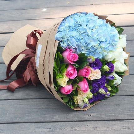 Оптово-розничная торговля цветами по всему Казахстану