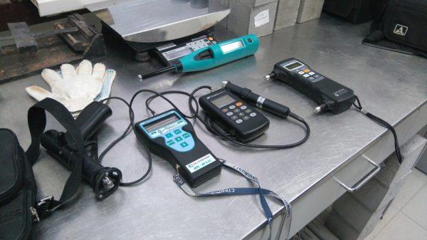 Оборудование для неразрушающего контроля