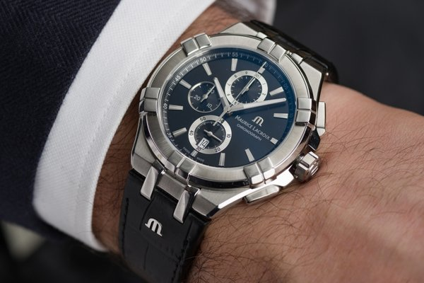 Наручные часы как признак элегантности и стиля