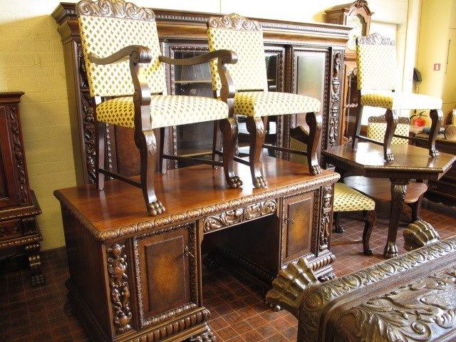 Старинная, антикварная мебель с доставкой