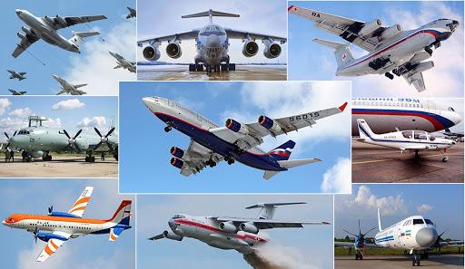 Полезная и интересная информация о самолетах и их производителях