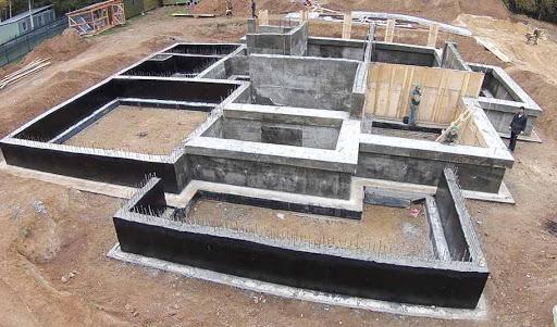 Строительство любых видов фундаментов «под ключ»