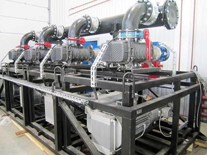 Производство и реализация вакуумного оборудования