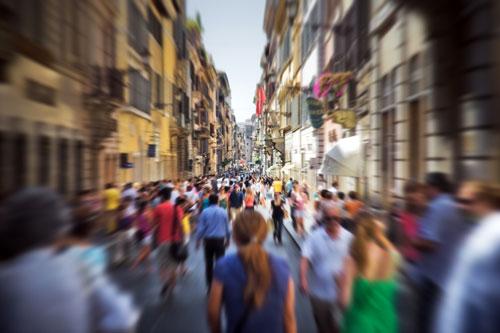 Жизнь в большом городе - плюсы и минусы