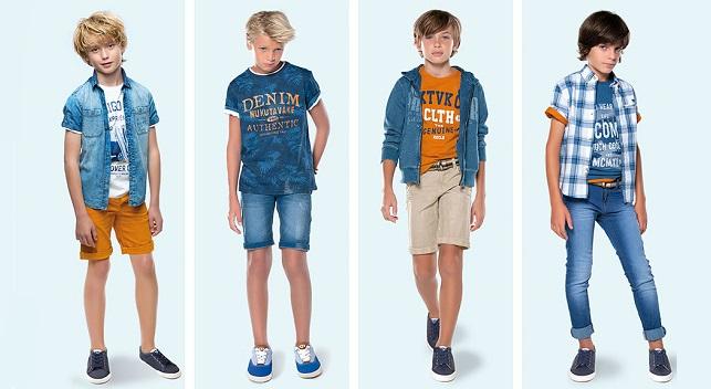 Качественная одежда для мальчиков-подростков