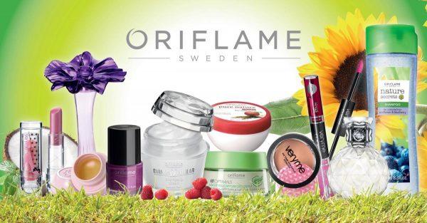 Как осуществить вход на официальный сайт oriflame