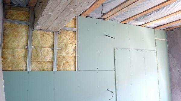 Преимущества обустройства стен из гипсокартона