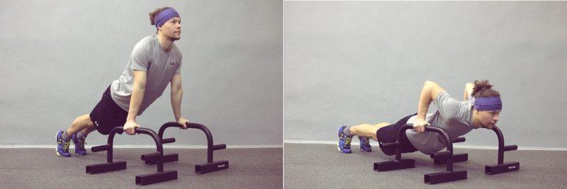 Паралетсы – полезный и нужный спортивный инвентарь для домашних тренировок