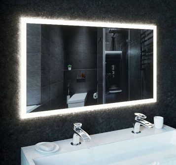 Зеркала с подсветкой в Москве – функциональность и украшение интерьера