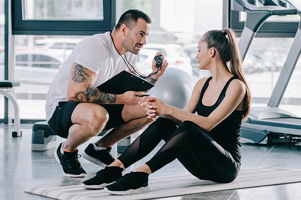Профессиональные курсы тренеров по фитнесу