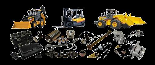 Широкий выбор запчастей и агрегатов для дорожно-строительной техники
