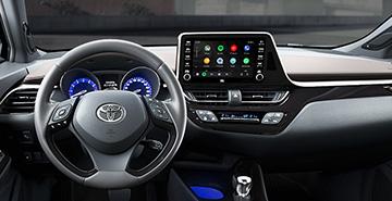 Андроид для вашего автомобиля Toyota