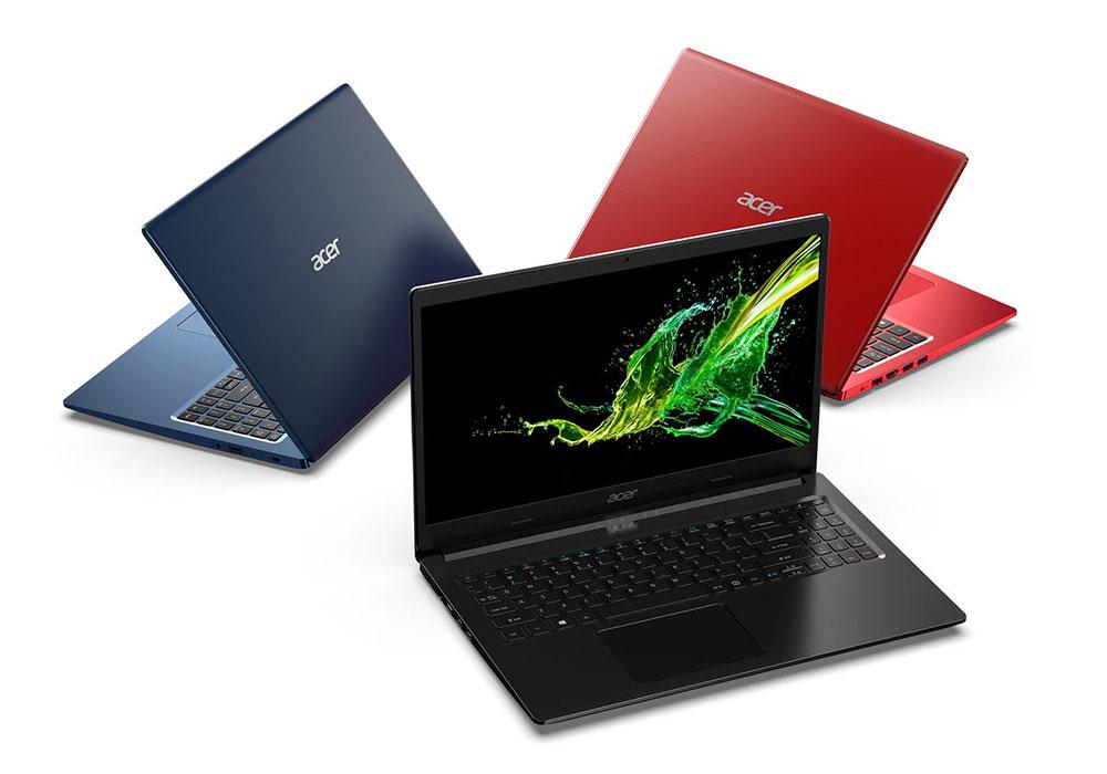 Линейка ноутбуков Acer Aspire и ее преимущества