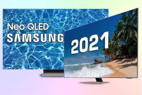 Большой выбор моделей телевизоров от Samsung