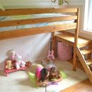 Из чего изготавливают кровати для детей?