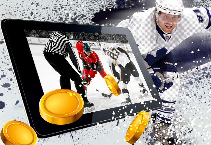 Пари на хоккей, особенности игры